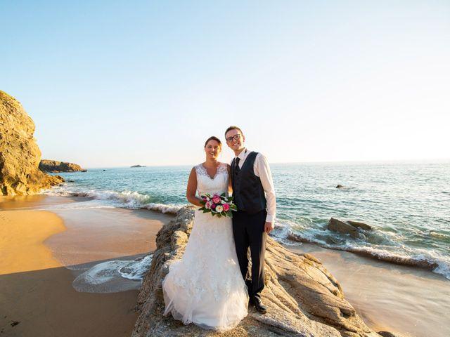Le mariage de Cyrile et Valentine à Québriac, Ille et Vilaine 65