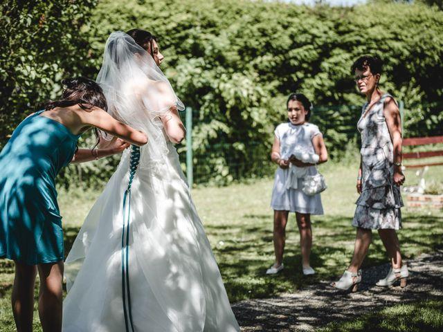 Le mariage de Bertrand et Catherine à Chavannes-sur-l'Étang, Haut Rhin 2