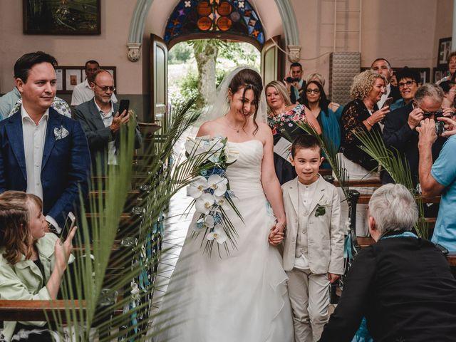 Le mariage de Bertrand et Catherine à Chavannes-sur-l'Étang, Haut Rhin 8