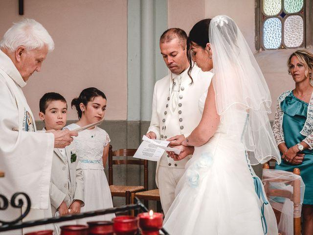 Le mariage de Bertrand et Catherine à Chavannes-sur-l'Étang, Haut Rhin 9