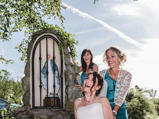 Le mariage de Bertrand et Catherine à Chavannes-sur-l'Étang, Haut Rhin 12