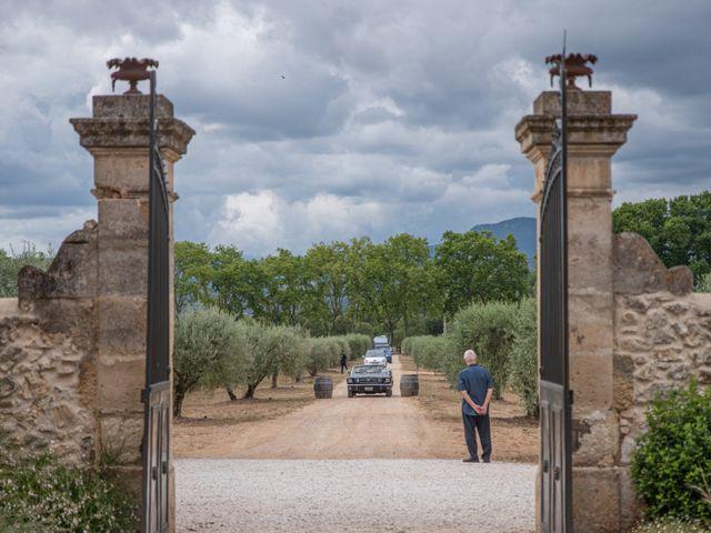 Le mariage de Joss et Christel à Aniane, Hérault 21