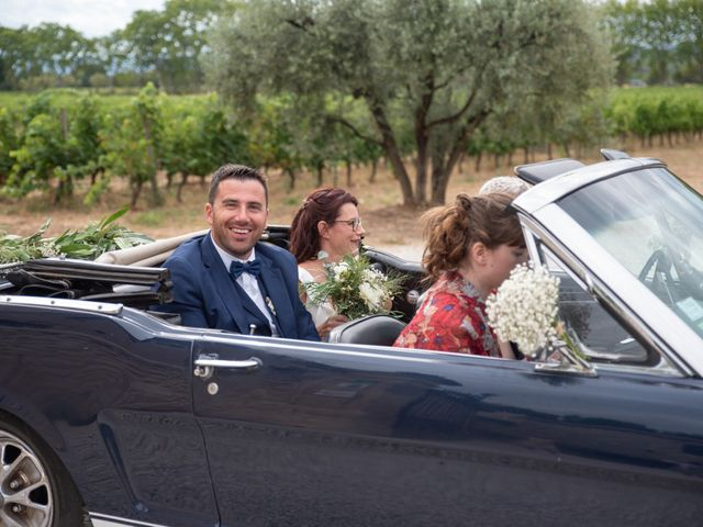 Le mariage de Joss et Christel à Aniane, Hérault 20