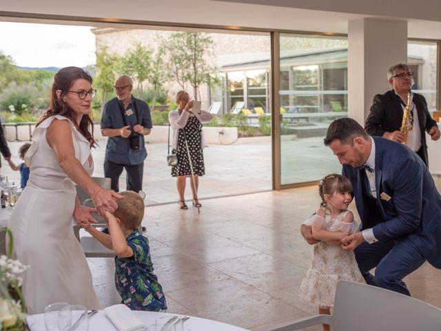 Le mariage de Joss et Christel à Aniane, Hérault 74
