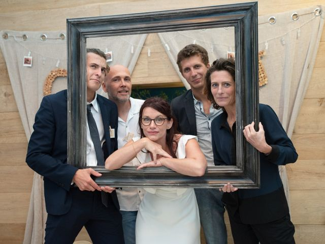 Le mariage de Joss et Christel à Aniane, Hérault 81