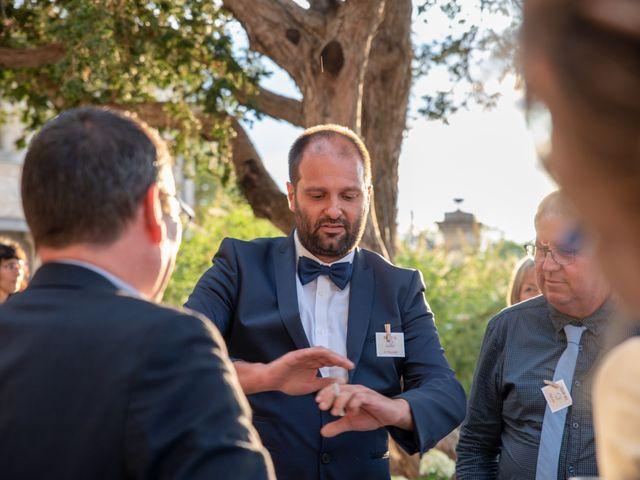 Le mariage de Joss et Christel à Aniane, Hérault 84