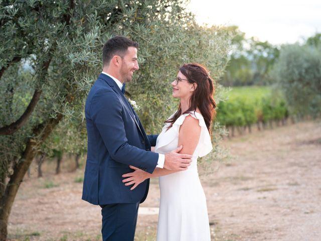 Le mariage de Joss et Christel à Aniane, Hérault 85