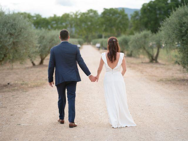 Le mariage de Joss et Christel à Aniane, Hérault 87