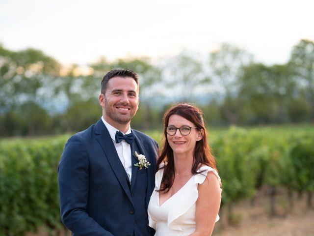 Le mariage de Joss et Christel à Aniane, Hérault 88