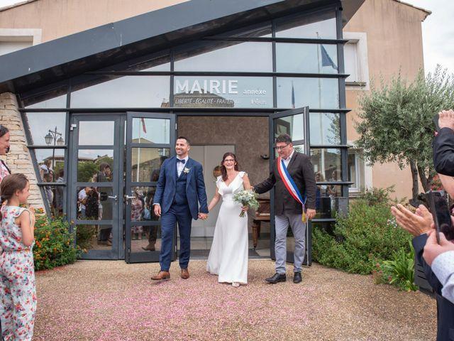 Le mariage de Joss et Christel à Aniane, Hérault 15