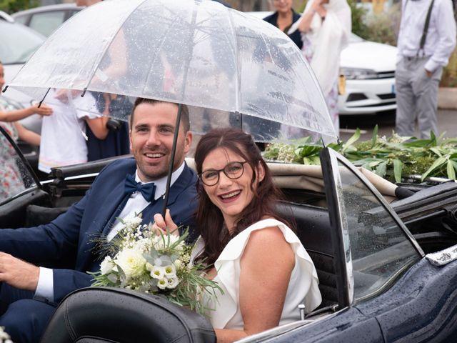 Le mariage de Joss et Christel à Aniane, Hérault 4