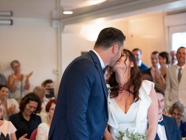 Le mariage de Joss et Christel à Aniane, Hérault 9