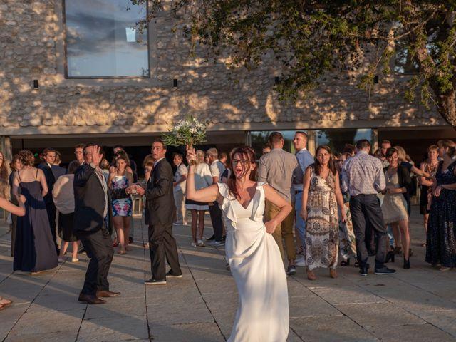 Le mariage de Joss et Christel à Aniane, Hérault 90