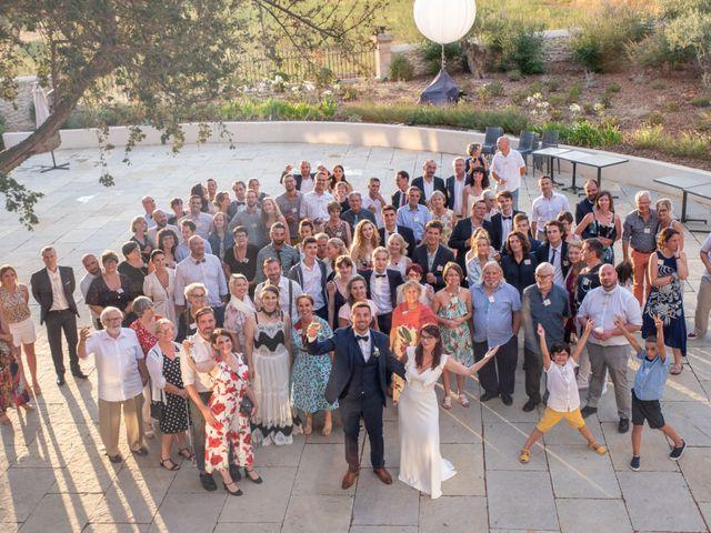 Le mariage de Joss et Christel à Aniane, Hérault 91