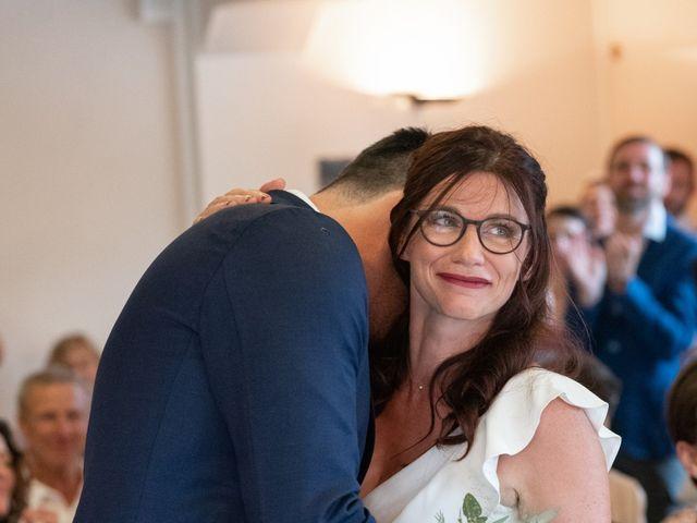 Le mariage de Joss et Christel à Aniane, Hérault 11