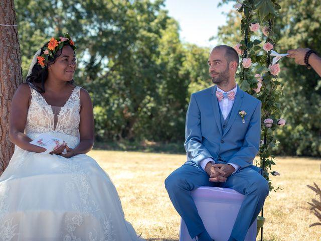 Le mariage de Amaury et Déborah à Lusignan, Vienne 2