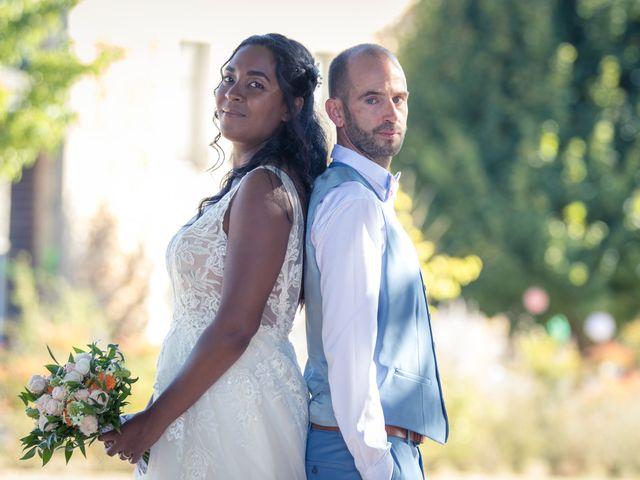 Le mariage de Amaury et Déborah à Lusignan, Vienne 7