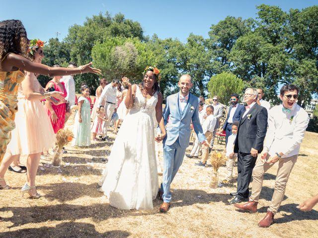 Le mariage de Amaury et Déborah à Lusignan, Vienne 8