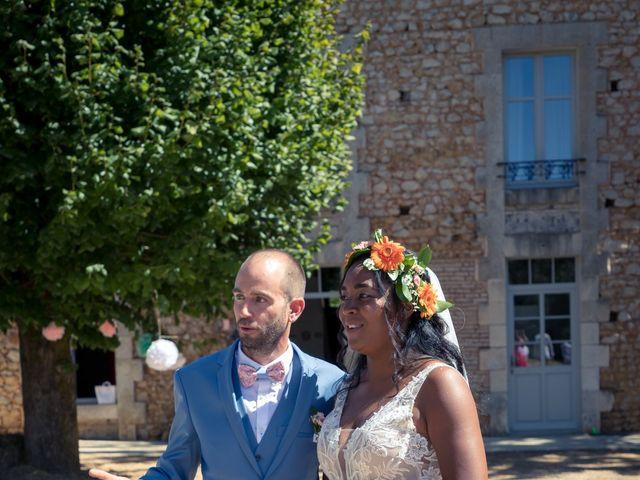 Le mariage de Amaury et Déborah à Lusignan, Vienne 9