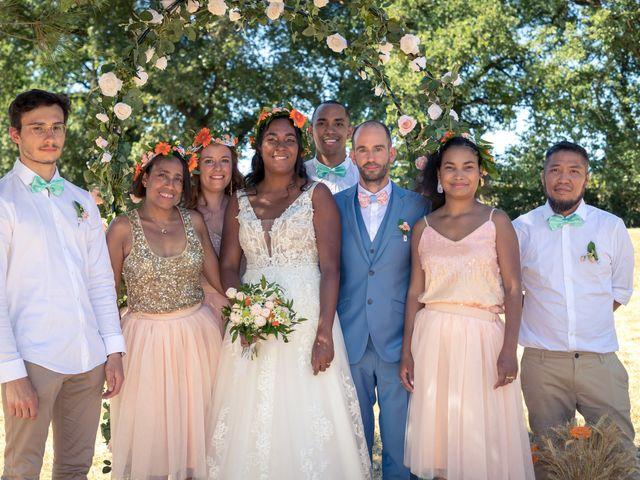 Le mariage de Amaury et Déborah à Lusignan, Vienne 10