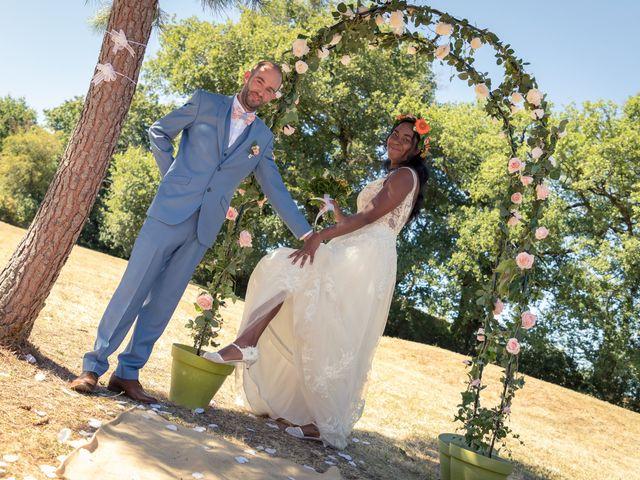 Le mariage de Déborah et Amaury