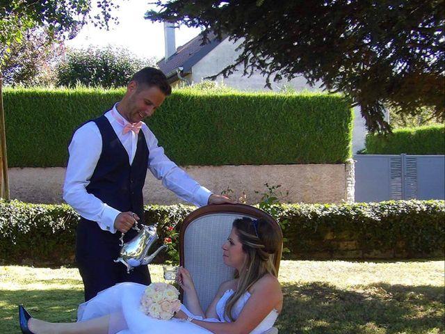 Le mariage de Sam et Magalie à Besançon, Doubs 9