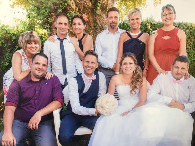 Le mariage de Sam et Magalie à Besançon, Doubs 14