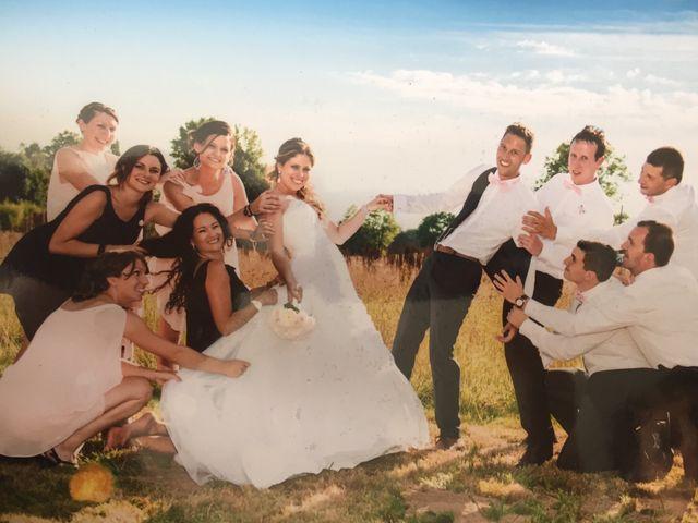 Le mariage de Sam et Magalie à Besançon, Doubs 28