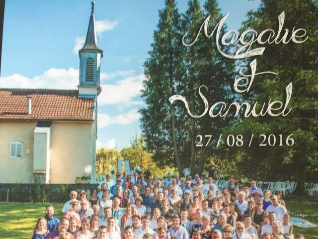 Le mariage de Sam et Magalie à Besançon, Doubs 29