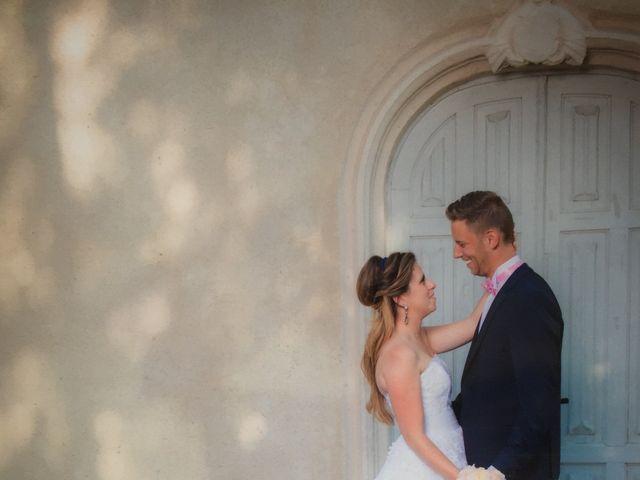 Le mariage de Sam et Magalie à Besançon, Doubs 33