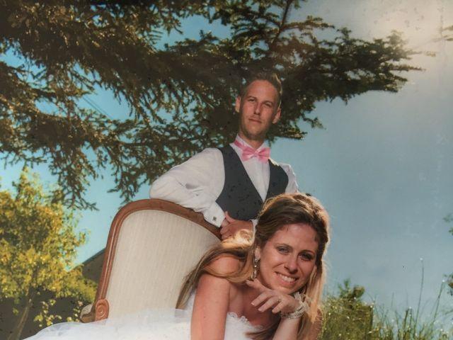 Le mariage de Sam et Magalie à Besançon, Doubs 36
