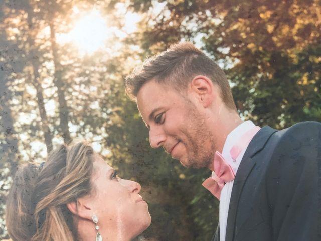Le mariage de Sam et Magalie à Besançon, Doubs 45
