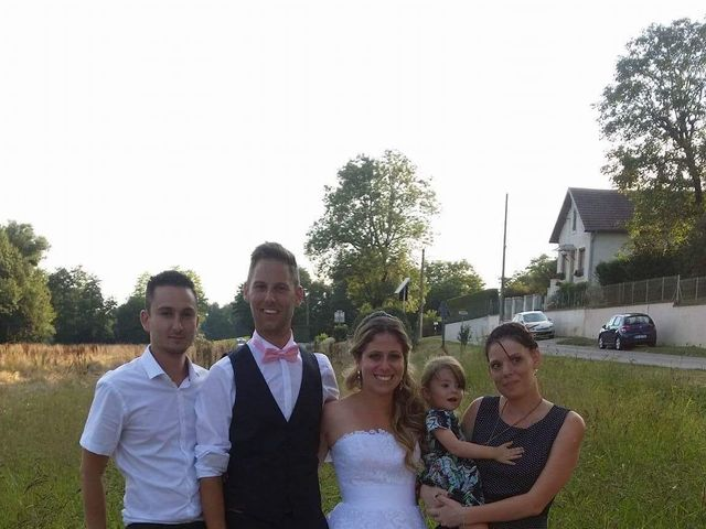 Le mariage de Sam et Magalie à Besançon, Doubs 47