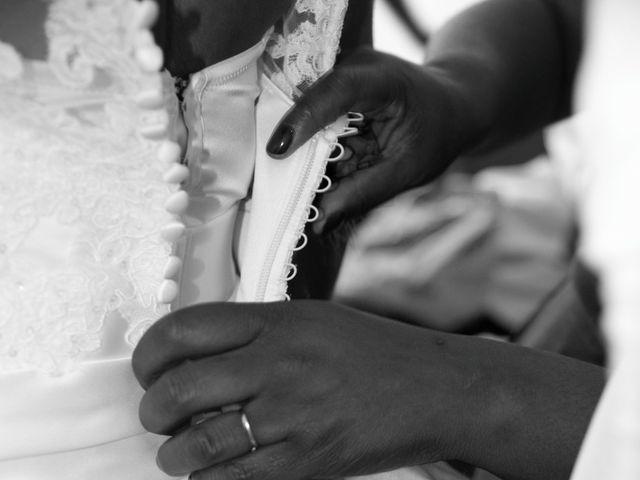Le mariage de Aka-Paul et Octavie à Villiers-le-Bel, Val-d'Oise 3