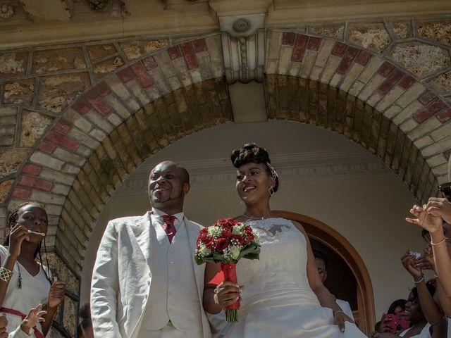Le mariage de Aka-Paul et Octavie à Villiers-le-Bel, Val-d'Oise 8