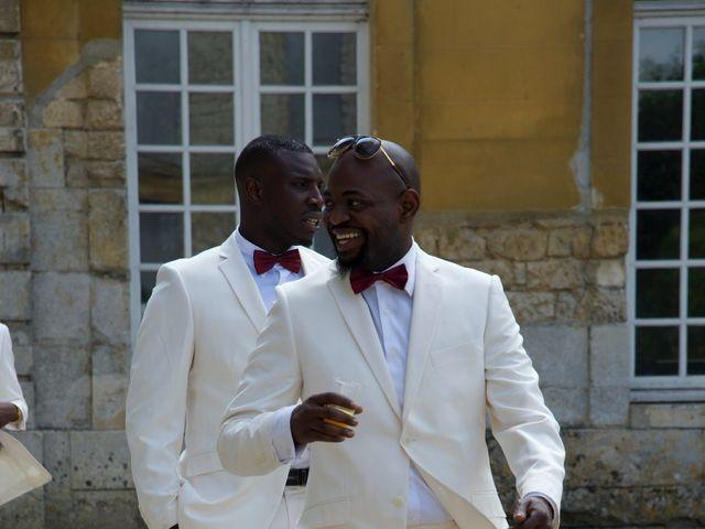 Le mariage de Aka-Paul et Octavie à Villiers-le-Bel, Val-d'Oise 10