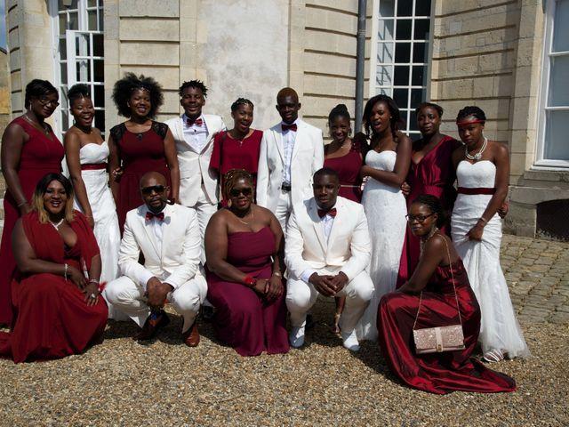 Le mariage de Aka-Paul et Octavie à Villiers-le-Bel, Val-d'Oise 12