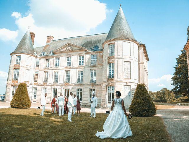 Le mariage de Aka-Paul et Octavie à Villiers-le-Bel, Val-d'Oise 13