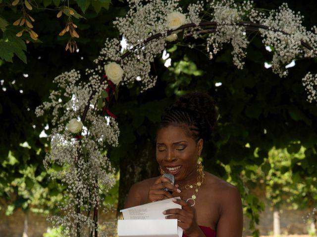 Le mariage de Aka-Paul et Octavie à Villiers-le-Bel, Val-d'Oise 14