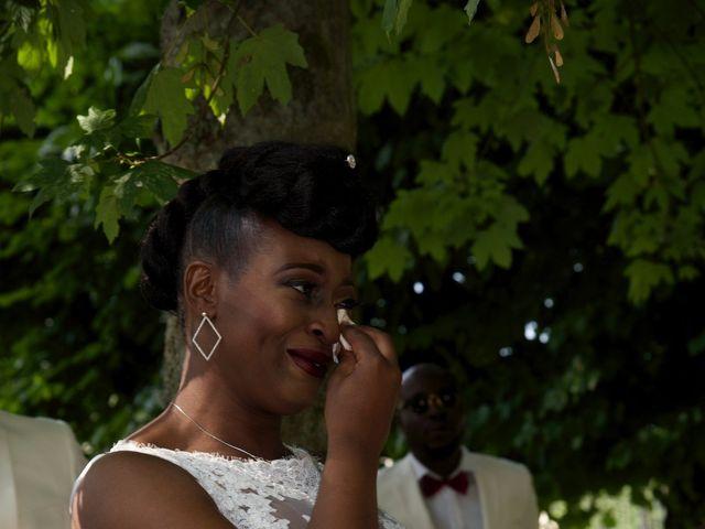 Le mariage de Aka-Paul et Octavie à Villiers-le-Bel, Val-d'Oise 15