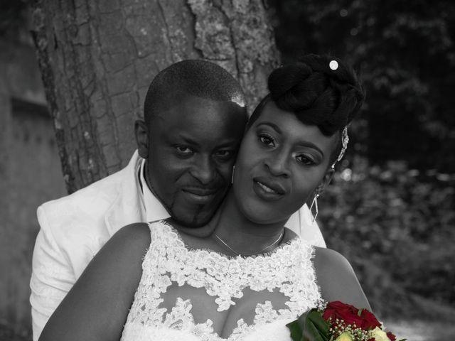 Le mariage de Aka-Paul et Octavie à Villiers-le-Bel, Val-d'Oise 20