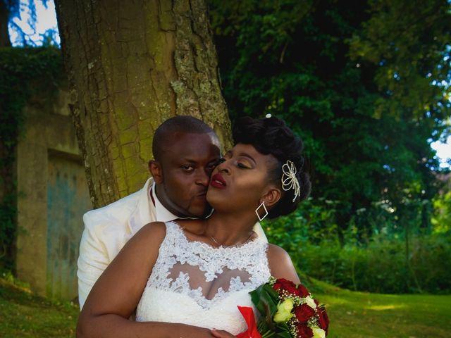 Le mariage de Aka-Paul et Octavie à Villiers-le-Bel, Val-d'Oise 21