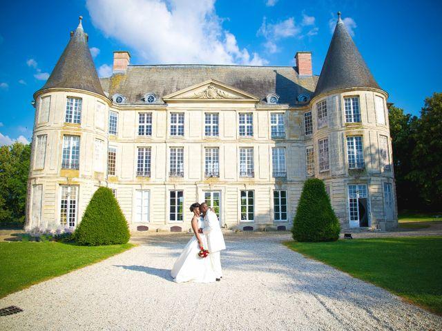 Le mariage de Aka-Paul et Octavie à Villiers-le-Bel, Val-d'Oise 22