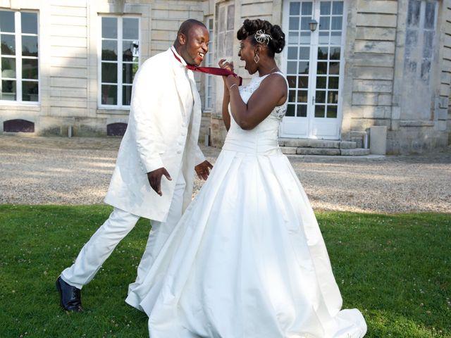 Le mariage de Aka-Paul et Octavie à Villiers-le-Bel, Val-d'Oise 24