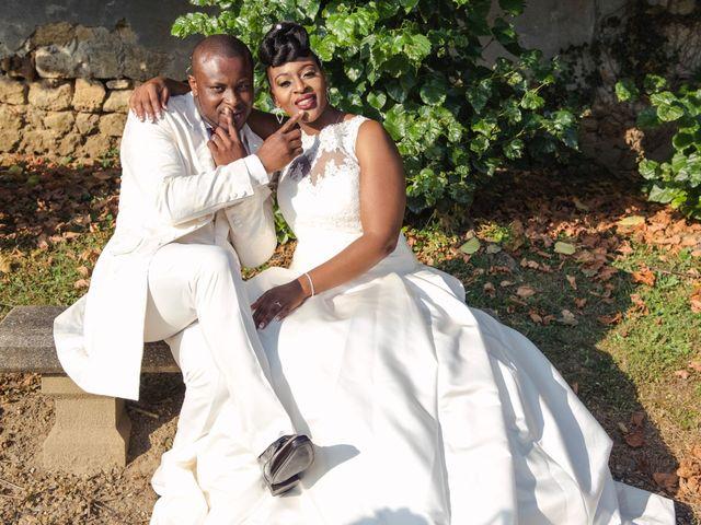 Le mariage de Aka-Paul et Octavie à Villiers-le-Bel, Val-d'Oise 25
