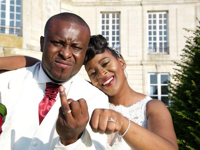 Le mariage de Aka-Paul et Octavie à Villiers-le-Bel, Val-d'Oise 1