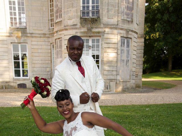 Le mariage de Aka-Paul et Octavie à Villiers-le-Bel, Val-d'Oise 27
