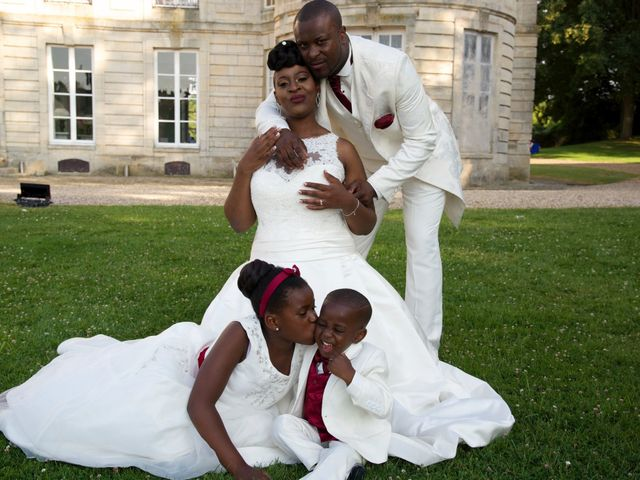 Le mariage de Aka-Paul et Octavie à Villiers-le-Bel, Val-d'Oise 28
