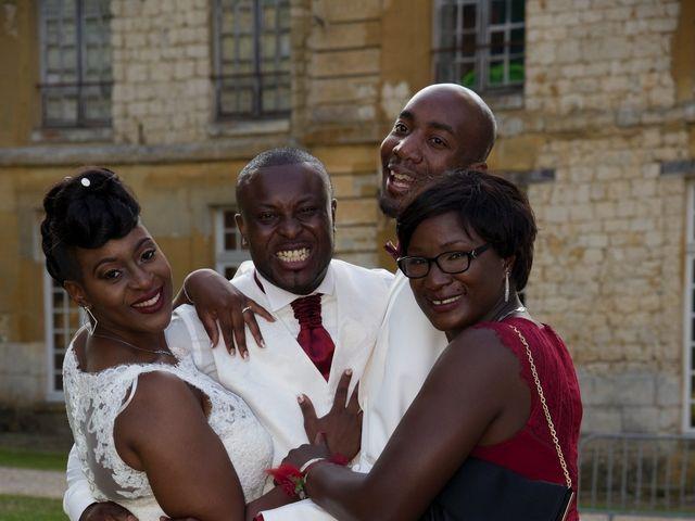 Le mariage de Aka-Paul et Octavie à Villiers-le-Bel, Val-d'Oise 30
