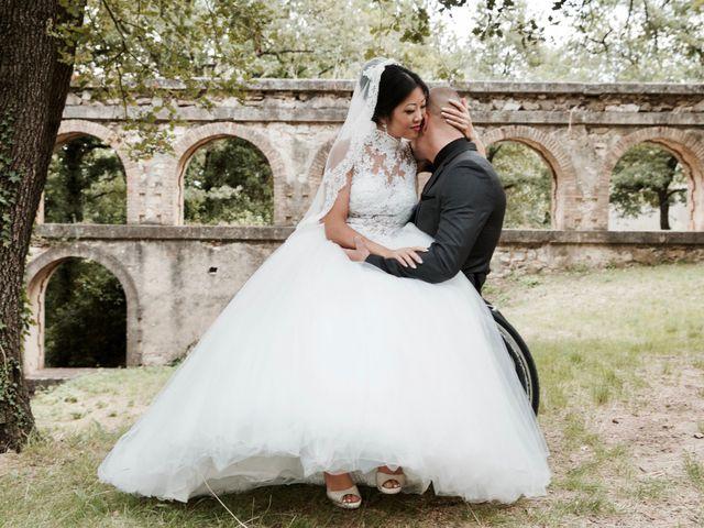 Le mariage de Guillaume et Nathalie à Bagnols-sur-Cèze, Gard 10